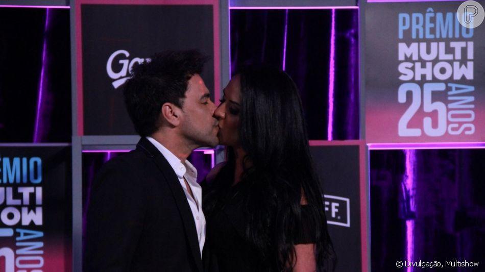 Graciele Lacerda marcou casamento com Zezé Di Camargo para o ano que vem após escolher data cabalística. Descubra!
