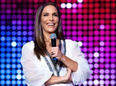 Marcelo surpreende Ivete Sangalo na TV e conta que enganou a mãe para ensaiar