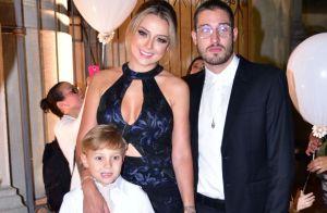 Davi Lucca será pajem do casamento da mãe, Carol Dantas: 'Provou a roupa feliz'
