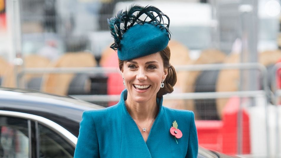 Veja detalhes do look de Kate Middleton