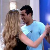 Marcello Melo Jr, do 'Dança dos Famosos', dança xote no 'Encontro'