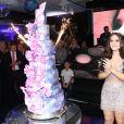 Mel Maia comemora seus 15 anos na casa de festas Espaço Zurique, no Rio de Janeiro, na noite desta sexta-feira, 03 de maio de 2019