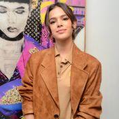 Bruna Marquezine reage a episódio final de 'GOT': 'Tô feliz, mas tô triste'
