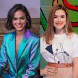 Maisa Silva lamenta não poder receber amigas como Bruna Marquezine em seu programa