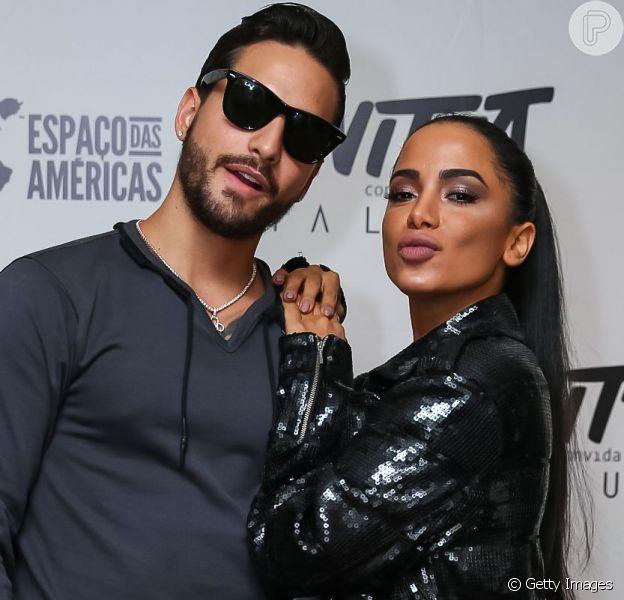 Anitta revela affair com Maluma no passado: 'Foi gostoso'