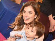 Bruna Hamú e filho chamam atenção por semelhança em aniversário: 'Xerox'. Fotos!