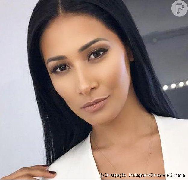 Simaria, irmã de Simone, colocou mansão de R$ 3 milhões à venda: confira fotos na matéria publicada nesta quinta-feira, dia 30 de maio de 2019