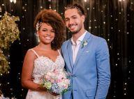 Jeniffer Nascimento se veste de noiva pela 2ª vez para casamento religioso. Veja