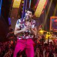 Gabriel Diniz comenta, em entrevista, sobre sua relação em  gravação inédita do 'Altas Horas' que foi ao vivo neste sábado, 01 de junho de 2019