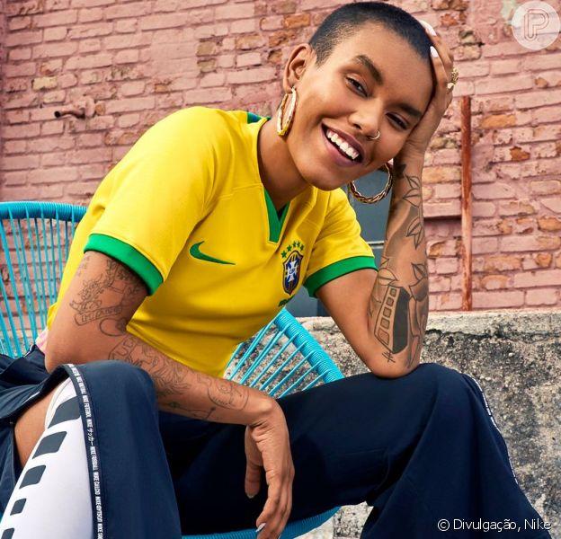 Copa do Mundo de Futebol Feminino vai começar! Que tal entrar no clima e incluir peças nas cores verde e amarelo nos looks para torcer pelas nossas atletas?