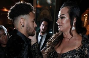 Mãe de Neymar pede ao filho para perdoar mulher que o acusou: 'Orando por você'