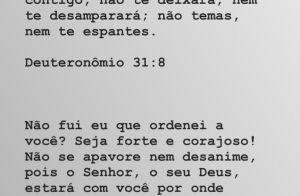 Neymar, investigado por denúncia após encontro íntimo, posta versículos bíblicos