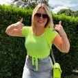 Marilia Mendonça comenta em foto do namorado nesta terça-feira, dia 04 de junho de 2019
