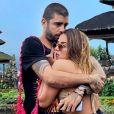 Anitta assumiu namoro com Pedro Scooby após flagra do casal em boate em Bali, na Indonésia
