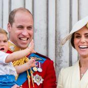 Fofura tripla! Filhos de Kate Middleton roubam a cena em aniversário da bisavó
