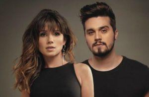 Sem Luan Santana, Paula Fernandes canta hit sozinha em gravação de DVD. Vídeo!