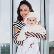 De mãe para filha: Sabrina Sato veste Zoe com look que era seu. 'Tem 38 anos'