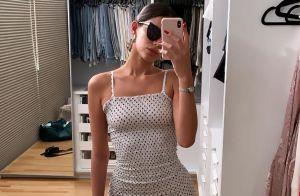 Bruna Marquezine mostra look do dia em foto e closet rouba a cena. Veja vídeo!