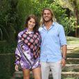Isabella Santoni namora o surfista Caio Vaz há um ano e meio