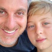 Filho de Huck e Angélica sofre grave acidente em Ilha Grande e é internado
