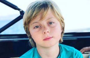Filho de Huck e Angélica deixa hospital após acidente: 'Excelente recuperação'