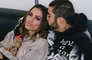 Sem ciúmes! Anitta destaca boa relação de Scooby com Neymar e Medina: 'Amigos'