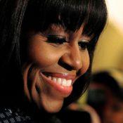 Michelle Obama, mulher de Barack, explica que franja foi 'crise de meia-idade'
