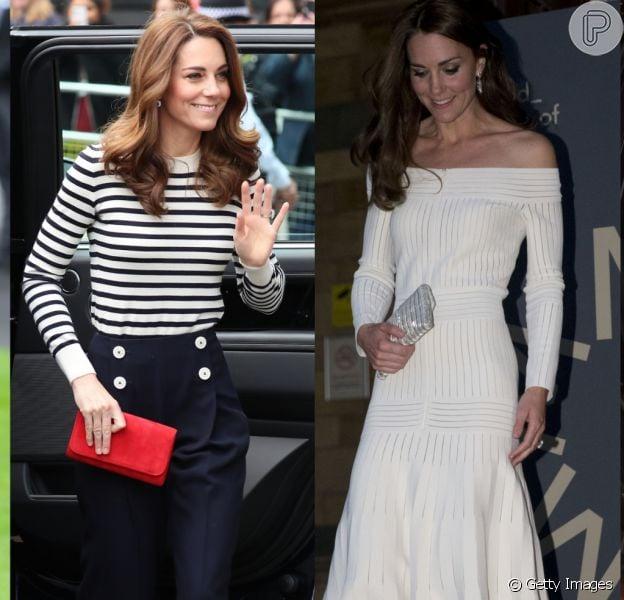 moda de kate middleton duquesa mudou estilo para ficar com looks mais joviais saiba purepeople kate middleton duquesa mudou estilo
