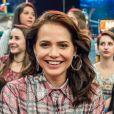 Letícia Colin fez um texto para falar da primeira gravidez: 'Agora o humor vira amor e nem me consulta'