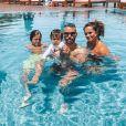 Semelhança entre Suzanna Freitas e o irmão caçula, Artur, impressionou internautas