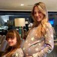 Filha de Ticiane Pinheiro, Rafaella Justus escolheu o nome da irmã, Manuella