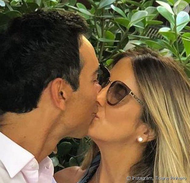 Ticiane Pinheiro deu à luz Manuella, sua segunda filha, nesta sexta-feira, dia 12 de julho de 2019