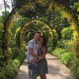 Thais Fersoza e Michel Teló fizeram viagem romântica sem os filhos recentemente