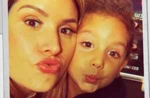 Thyane Dantas comemora aniversário de 5 anos da filha, Ysis: 'Preciosa'