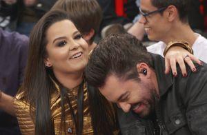 Maiara opina sobre cor de roupa íntima do namorado, Fernando:'Tem que ser preta'