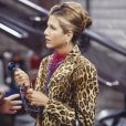 Blazer em animal print de Rachel é peça-desejo da moda atual