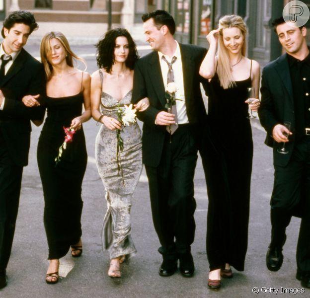 Moda Anos 90 7 Looks De Friends Que São Tendência Fashion