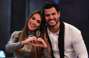 Nicole Bahls e Marcelo Bimbi vencem 'Power Couple' e levam prêmio de R$ 596 mil