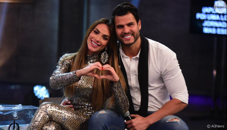 Nicole Bahls e Marcelo Bimbi vencem 'Power Couple'