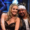 Marcelo Tchakabum e  Elaine   prestigiam final do 'Power Brasil 4'