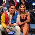 Taty Zatto e  Marcelo Braga   prestigiam final do 'Power Brasil 4'