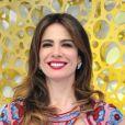 Luciana Gimenez é apresentadora da RedeTV!