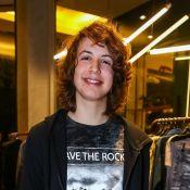 Filho de Luciana Gimenez e Mick Jagger é comparado ao pai em foto: 'Parecidos'