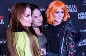 Maraisa usa peruca ruiva em show e cita Marina Ruy Barbosa: 'Chora'. Entenda!