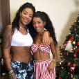 Namorando Bruna Gonçalves, Ludmilla foi alvo de ataques homofóbicos nas redes sociais