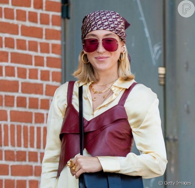 Semana de Moda de Copenhagen: 5 tendências de acessórios que bombaram no street style entre as fashionistas!