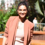 Débora Nascimento explica corpo mais magro e nega dieta: 'Adoro comer'