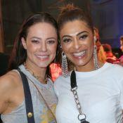 Paolla Oliveira, Ju Paes e mais famosos curtem Baile da Favorita no Rio. Fotos!