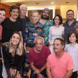 Elenco do filme 'Eu Sou Brasileiro' se reuniu em pré-estreia
