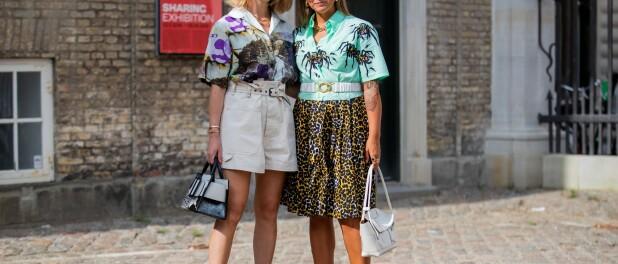 Os truques de styling que as fashionistas estão usando nas semanas de moda
